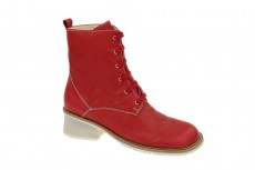 Tiggers Roma Stiefelette rot TS141-Roma 2S rot
