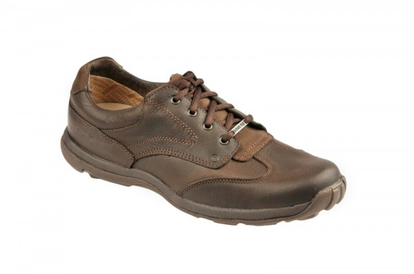 Clarks Spy Step GTX Schuhe in braun Gore-Tex