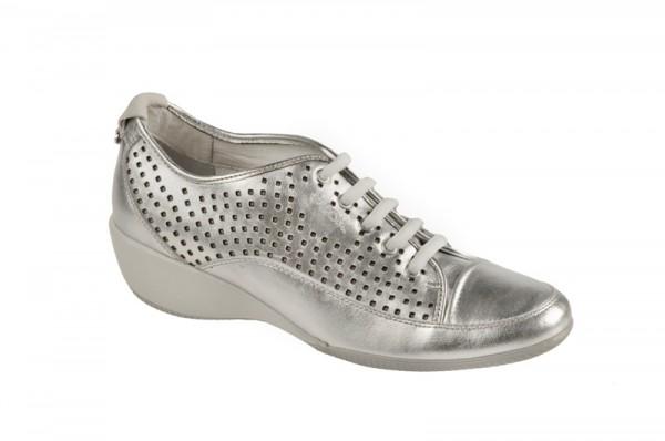 Geox Respira Collina Schuhe silber