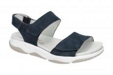 Gabor RollingSoft Sandale blau 46.829.46