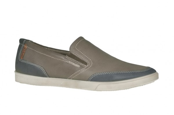 Ecco Collin Slipper moonless grau 53558457924