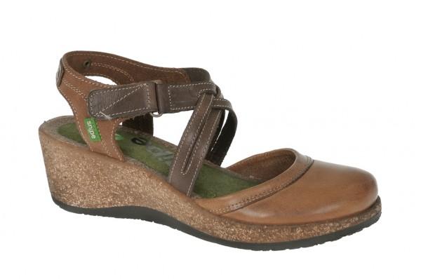 Snipe Picanya Keil Sandalette in braun