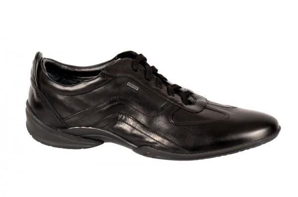 Clarks Flux Dry GTX Schuhe schwarz Gore-Tex