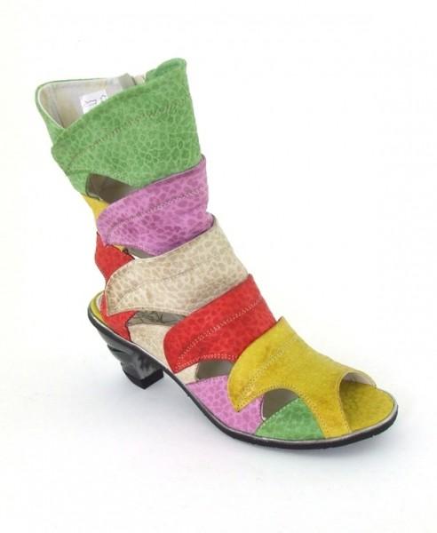 Eject Cowbel Stiefel multicolor