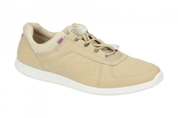 Ecco Sneaker Schuhe Sense beige