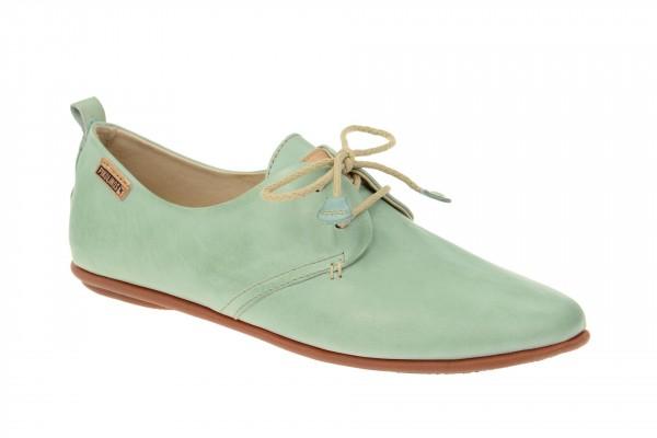 Pikolinos Schuhe Calabria grün 917 7123