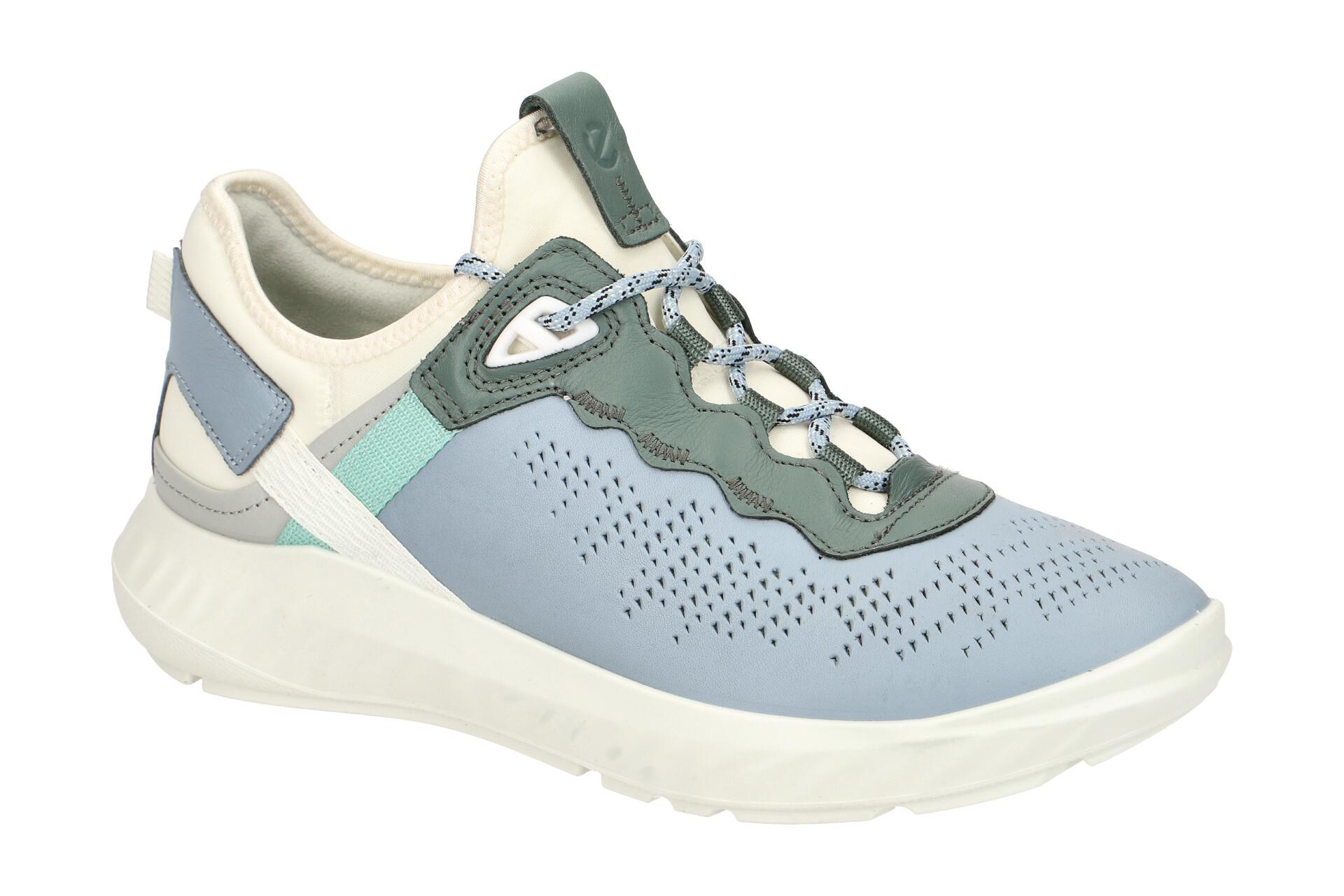 Ecco ST1 Schuhe hellblau Damen 837313
