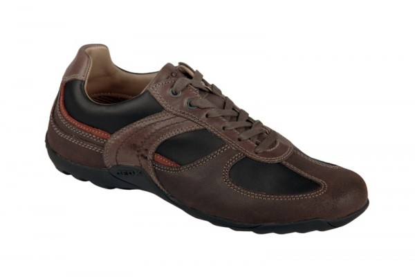 Geox Compass S Schuhe coffee orange