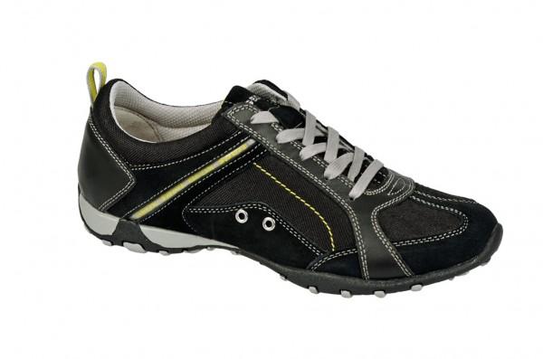Geox Freccia Schuhe schwarz Sportschuhe