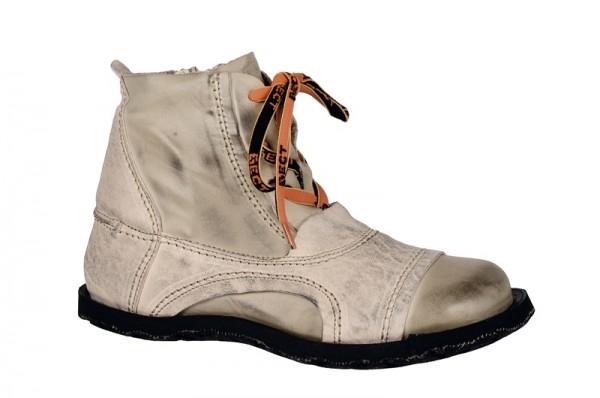 Eject Street Schuhe in beige offwhite - E-15130.1