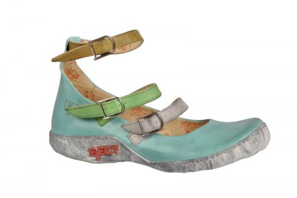 Eject Diamante Schuhe E-14415 hellblau