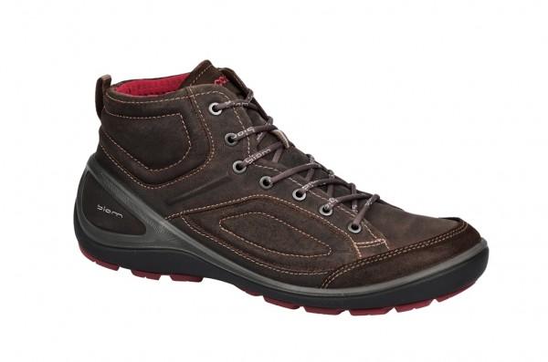 Ecco Biom Grip 1.2 Lace Schuhe in dunkelbraun Boots
