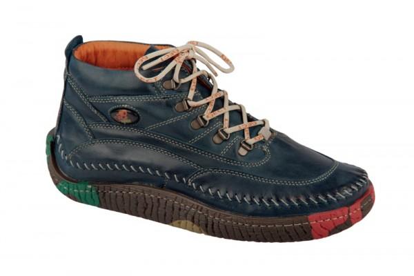 Eject Newject Schuhe BE-6756 blau