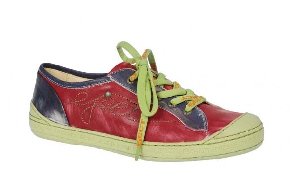 Eject Dass Schuhe rot blau - 15432