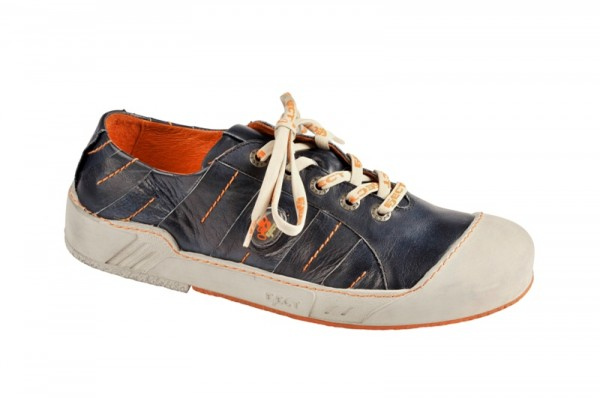 Eject Puzzle Schuhe in navy blau E-12359-V3