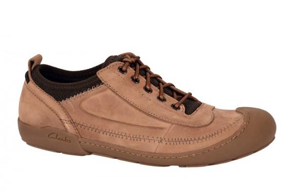 Clarks Moreton Flo Schuhe tabacco hellbraun 20351311