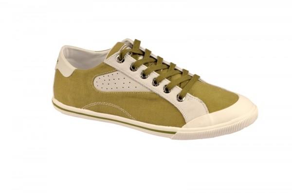 Geox Respira Schuhe Vulcano M grün weiß