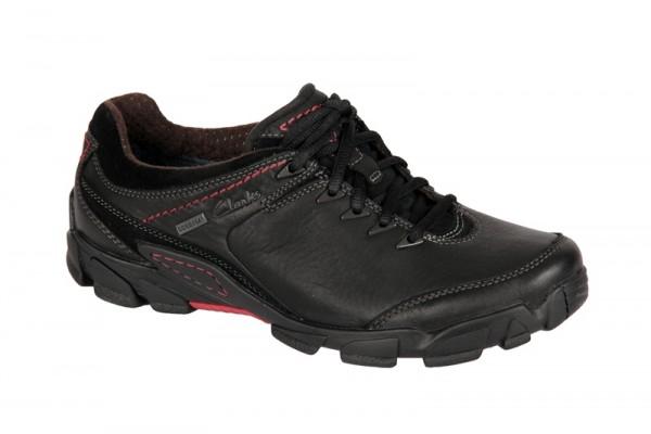 Clarks Raid Move GTX Schuhe schwarz