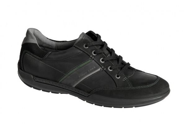 Ecco Welt Sneaker Schuhe schwarz
