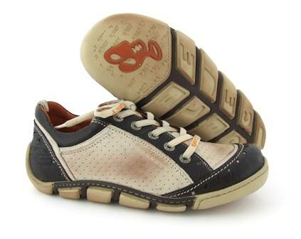 Eject Flight E-11042 Schuhe braun beige