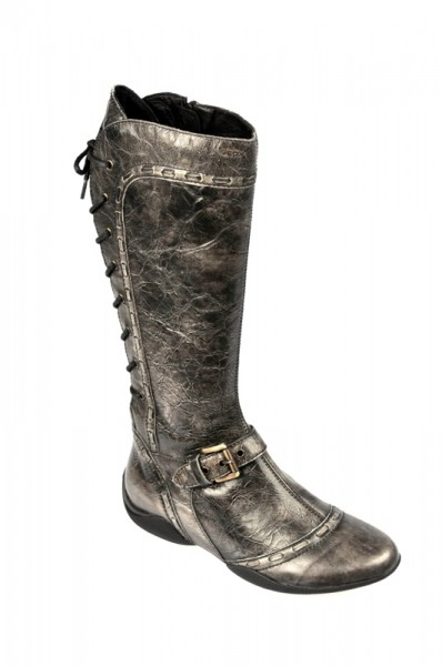 Geox Kink Stiefel in schwarz