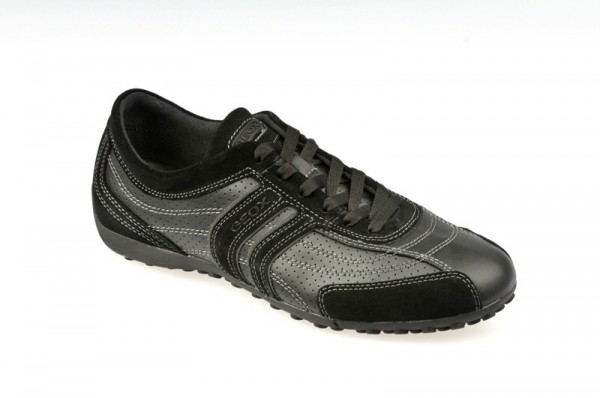 Geox Bis Schuhe schwarz Sneaker
