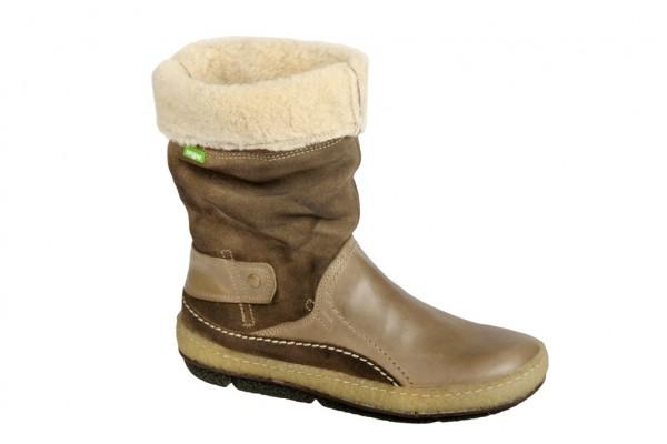 Snipe Paterna 16 Stiefel in sand beige braun Warmfutter
