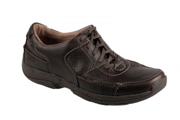 Clarks Rangle Step Schuhe braun