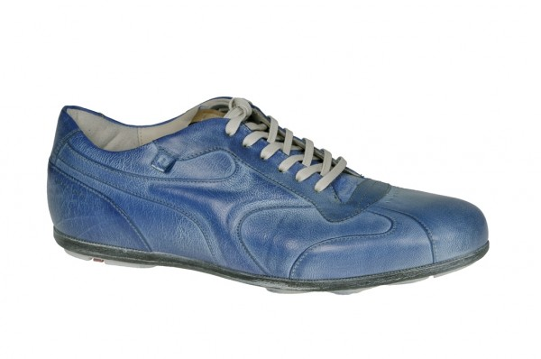 Lloyd Ajas Schuhe in blau sportliche Halbschuhe