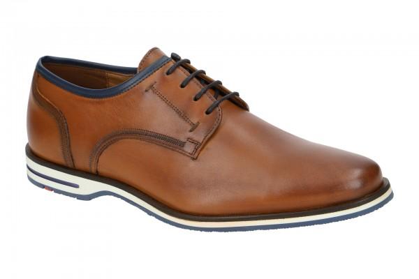 Lloyd Detroit Schuhe braun cognac 10-077-11