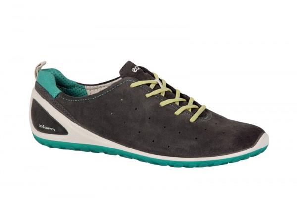 Ecco Biom Lite 1.2 Lace Schuhe in dunkelgrau 80200305602