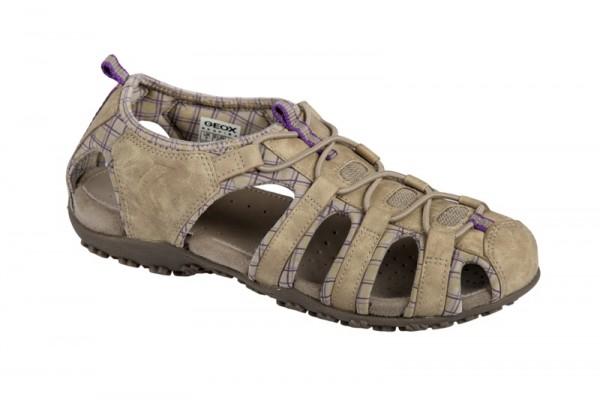 Geox Respira Sand Strel beige - Sandale