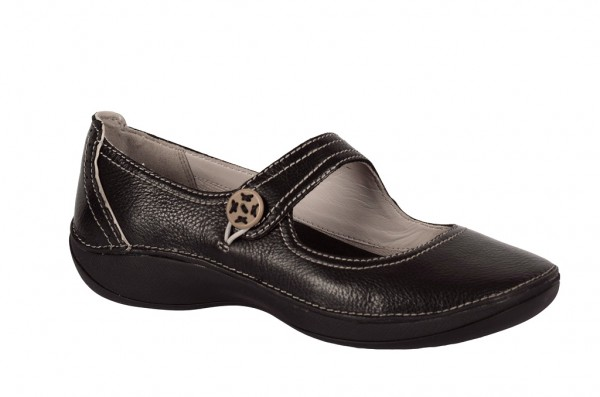 Clarks Fairlie Lake Schuhe in schwarz Slipper 20352952