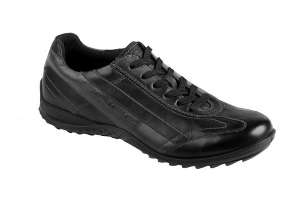Ecco Outrider Schuhe schwarz Herren Sneaker