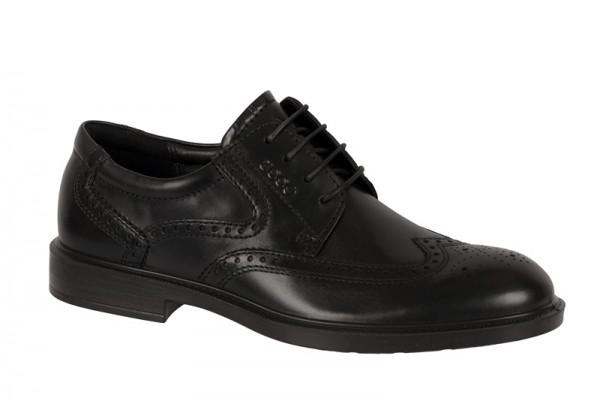 Ecco Atlanta Schuhe schwarz