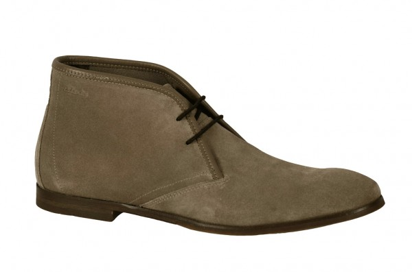 Clarks Euston Up Stiefeletten wolf grau 20354200