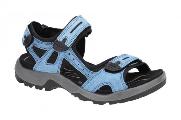 Ecco Offroad Herren Sandalette blau indigo