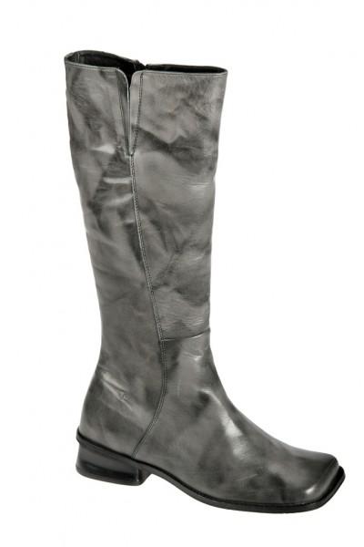 Tiggers Yvonne Stiefel BTC-6988 grau schwarz