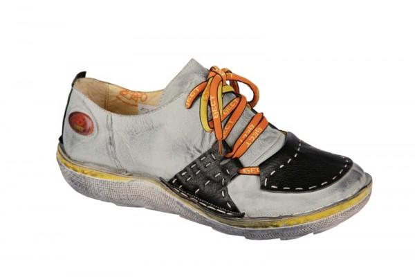 Eject Fixe Schuhe grau schwarz - E-13568-V1