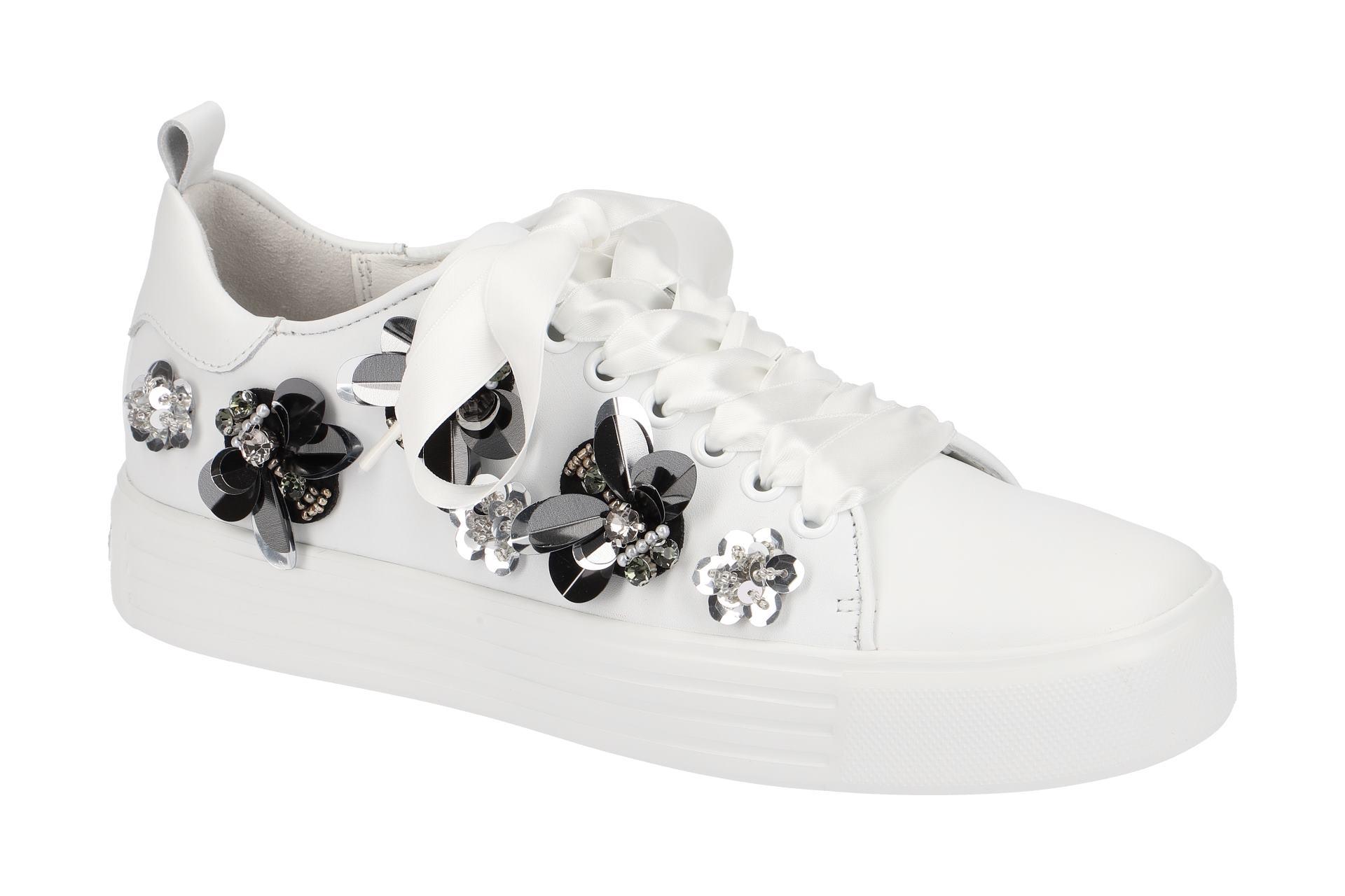K&S UP Sneaker Schuhe schwarz Lack | Schuhhaus Strauch