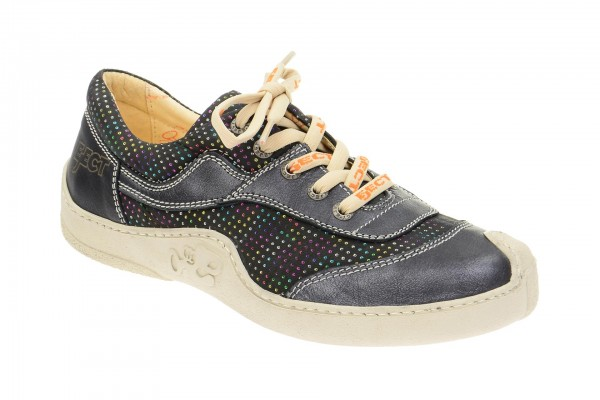 Eject Skat Schuhe schwarz multicolor