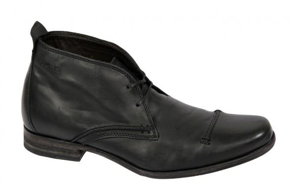 Clarks Goto Hi Schuhe schwarz