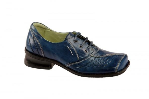 Tiggers Yvonne 3 Schuhe Karree Form blau