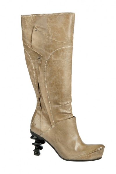 Tiggers Mayra SE7 Stiefel taupe beige