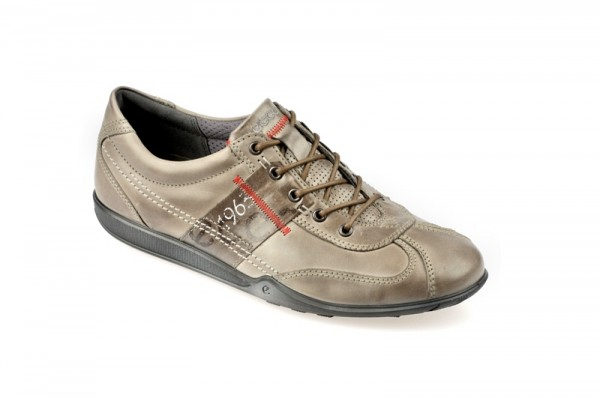 Ecco Urban Light Schuhe warm grey grau