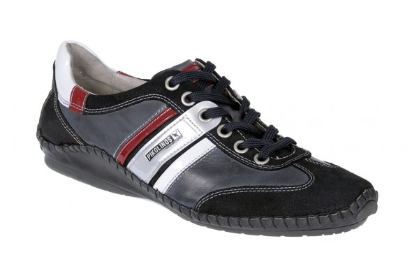 Pikolinos 08J-5973 Schuhe - blau Halbschuhe