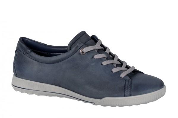 Ecco Crisp Lace Schuhe denim blau 23402302086