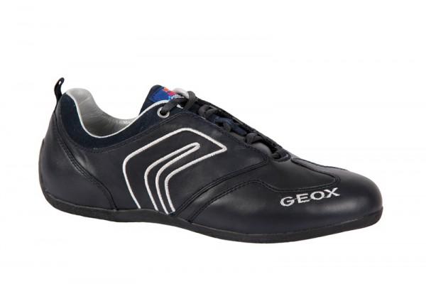 Geox F1 Red Bull Schuhe blau - U22G1N