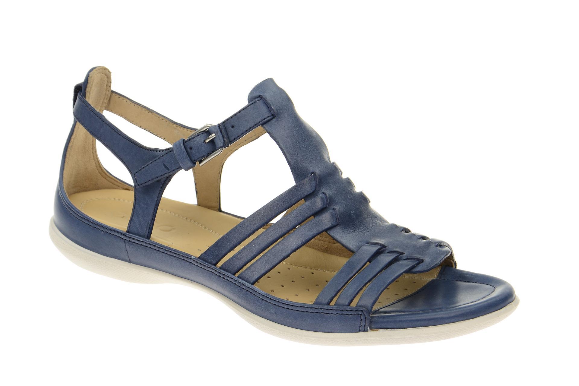 Ecco Flash Sandale blau denim 24074302086