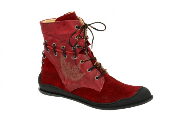 Eject Ciber Stiefel rot - 15693